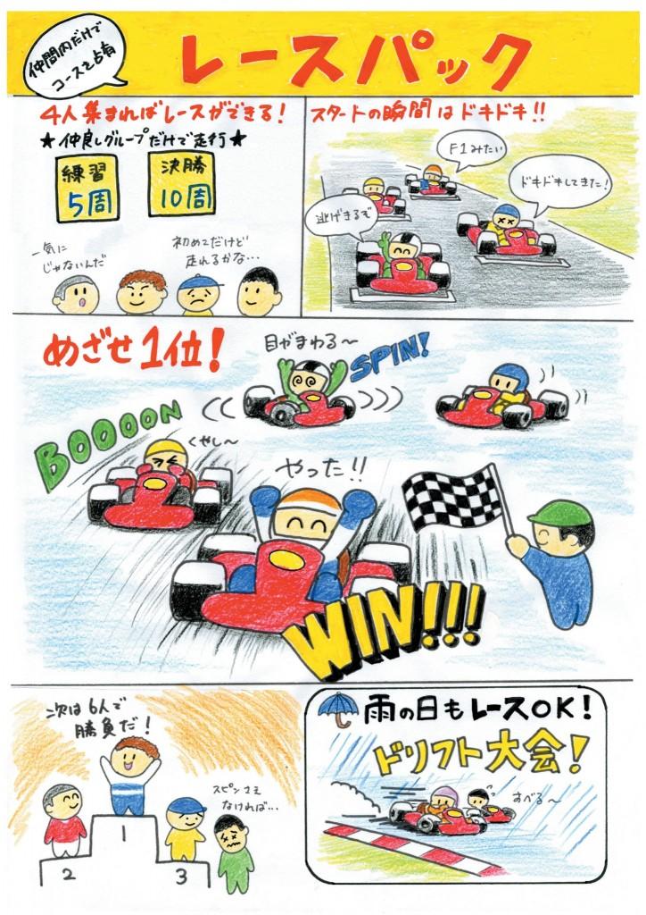 レースパック(裏)